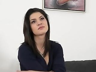 Auditioning Fledgling Fucked On Casting Couch