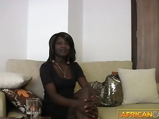 African Booty Spread By Big Dick