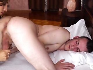 Girlsrimming - Extreme Rimming With Hot Black-haired Honey Azure Angel