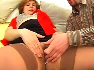 Horny Unexperienced Cougar, Matures Adult Vid