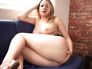 Captivating Big Mammories Of Stunning Blonde Mummy Penny L