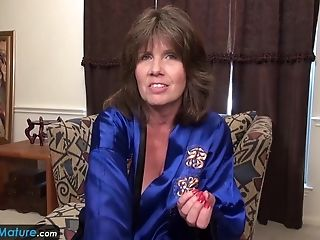 Europemature - Dawns Supah Hot And Determines To Have Fun