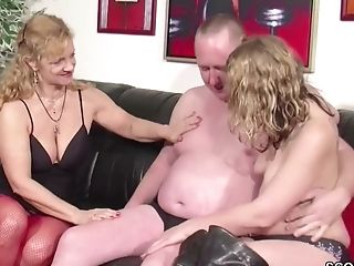 German Gross Teenager Lucy Get Very First Fuck By Step-dad And Mom