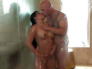 Kayme Kai Is A Gorgeous Dark Haired Masseuse With Big
