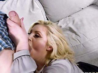 Ashley Downs & Danny D In My Jism-thirsty Mummy-in-law - Brazzersnetwork