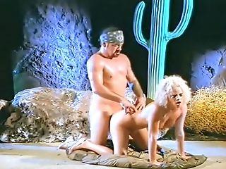 Crazy Pop-shot, Blonde Pornography Movie