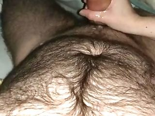 Thick Cum Shot With A Fuck Stick In My Arse