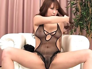 Horny Porn Industry Star Yuki Maya In Fabulous Point Of View, Underwear Xxx Clip