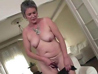 Hairy Granny Etta