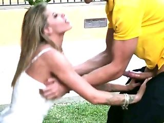Non-traditional Stepbrother Fucks Bang-out-appeal Platinum-blonde Stepsister Jessa Rhodes
